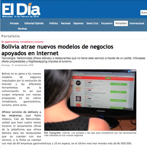 Diario El Día & ICOMMKT