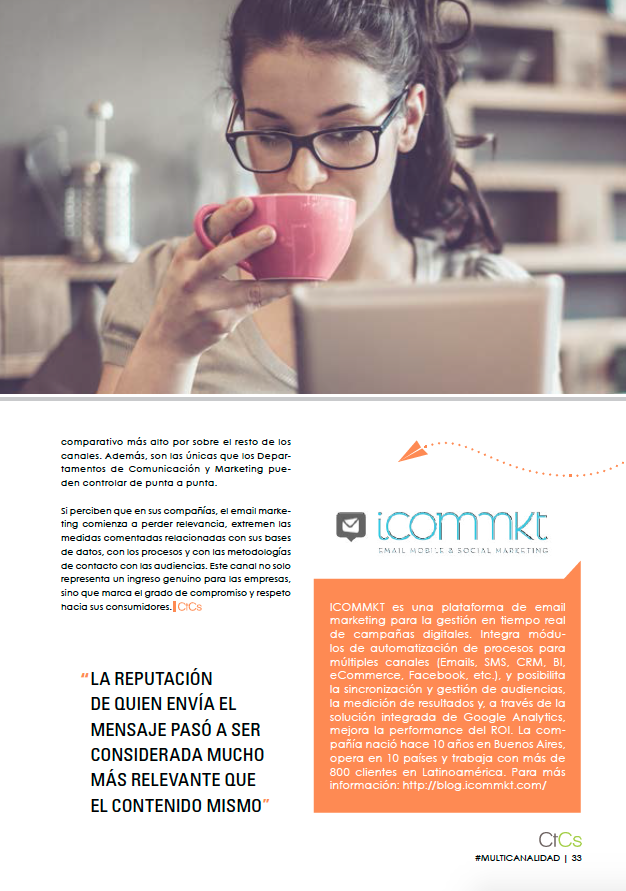 Rev ContactCenters & ICOMMKT