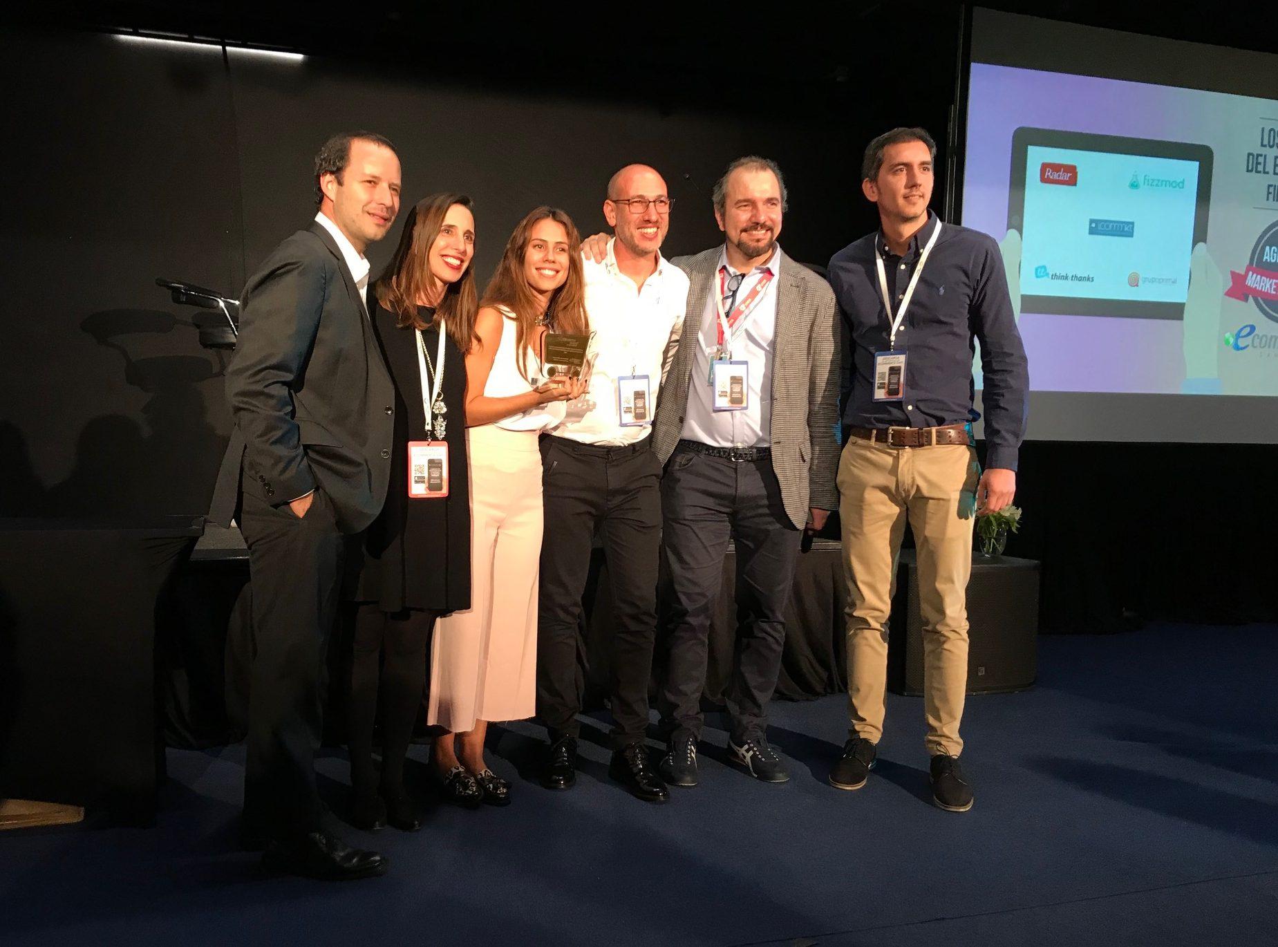 icommkt ecommerce award chile 2018