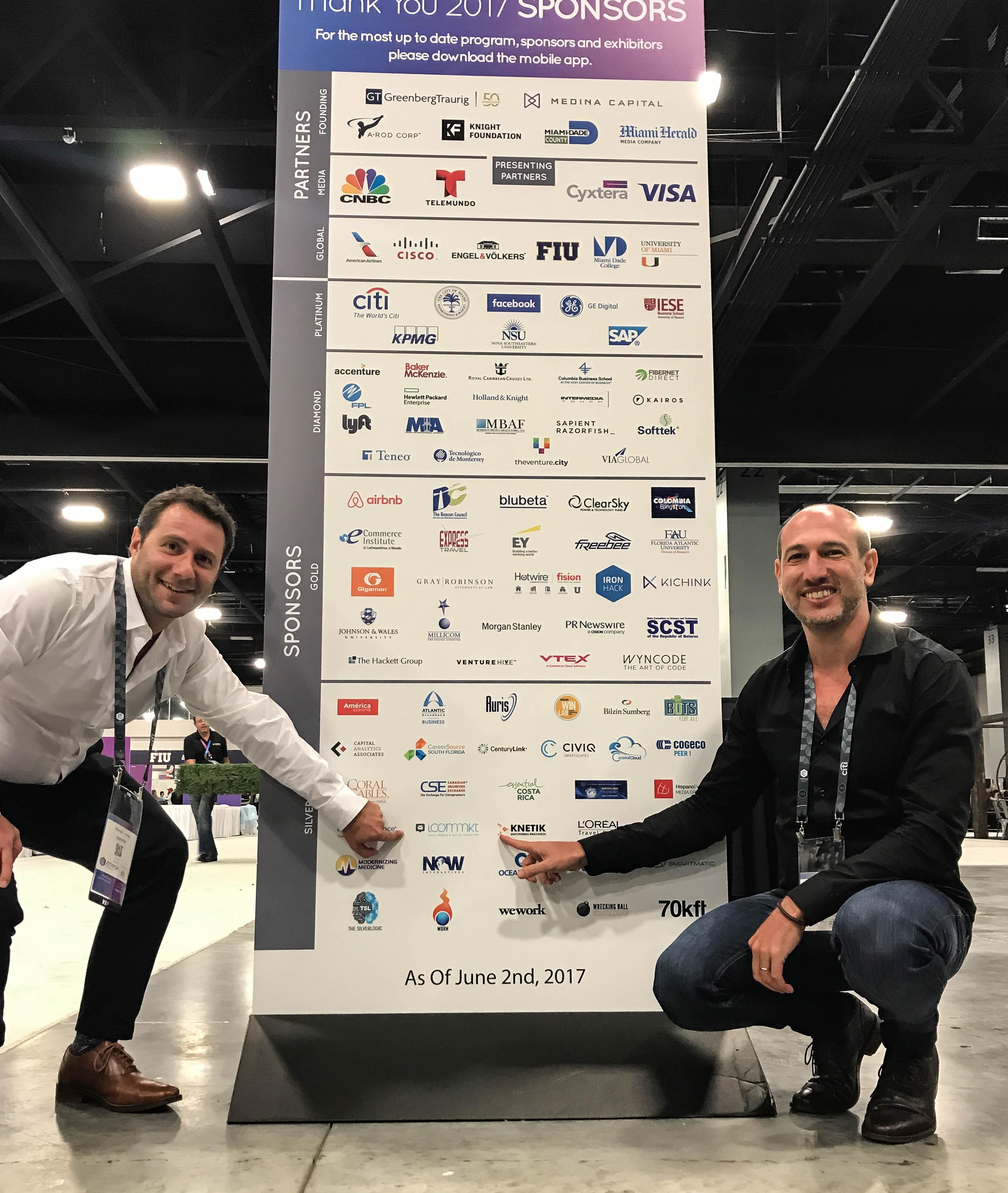 ICOMM sponsor y speaker del eRetail Day Miami 2017