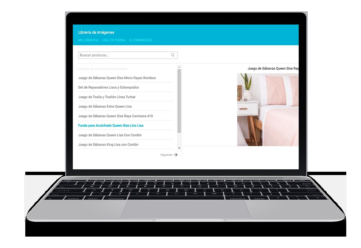 icomm URL ecommerce