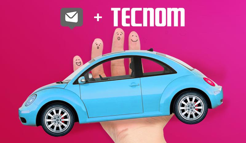ICOMMKT integración TECNOM