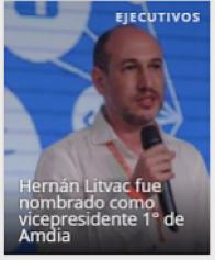 Hernan Litvac - InfoWeek
