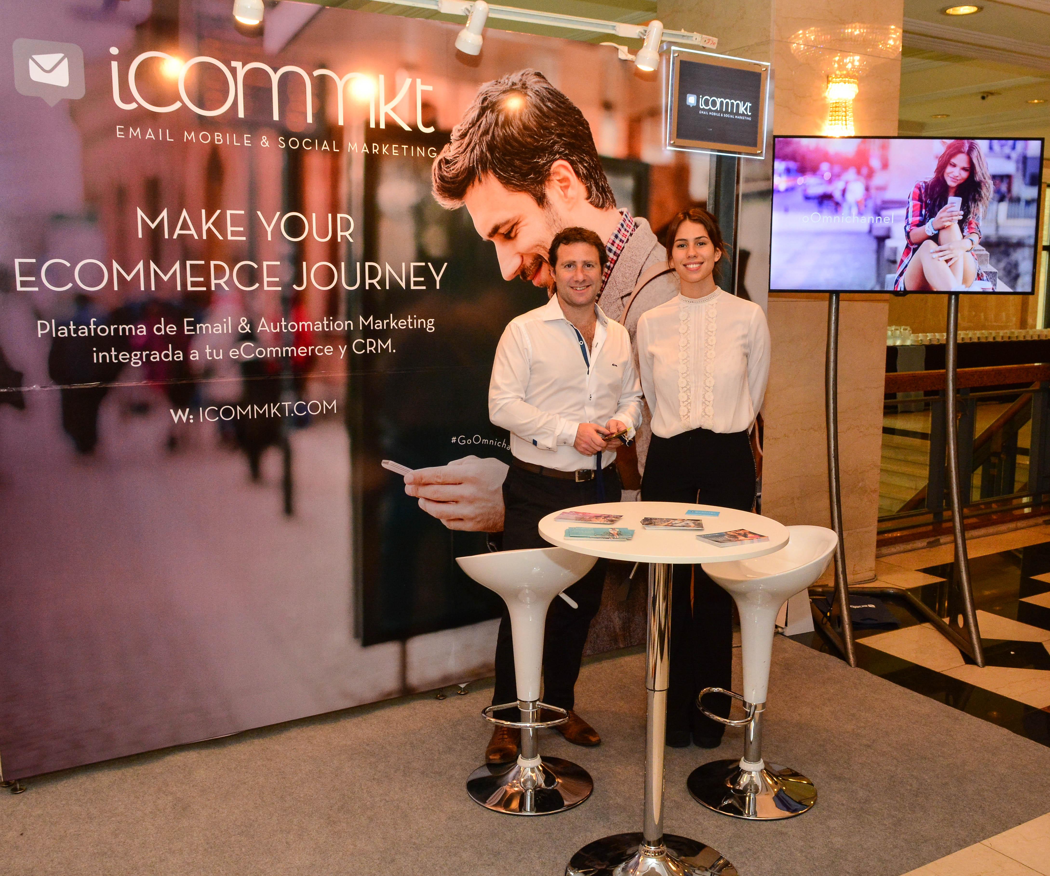 ICOMMKT eCommerce Day Uruguay 2016