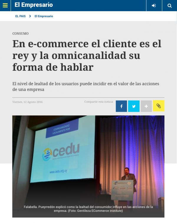 El Pais & ICOMMKT