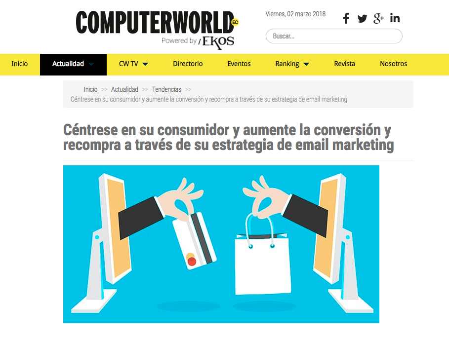 ComputerWorld ICOMMKT