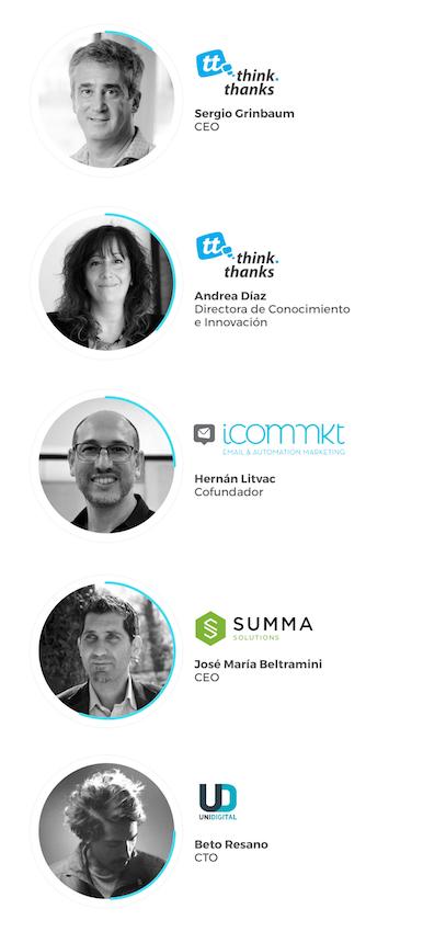 Oradores ICOMMKT