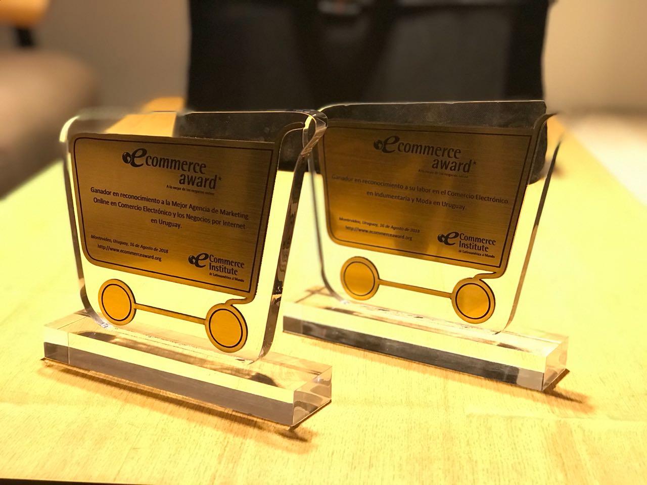 ICOMMKT uruguay eCommerce Award