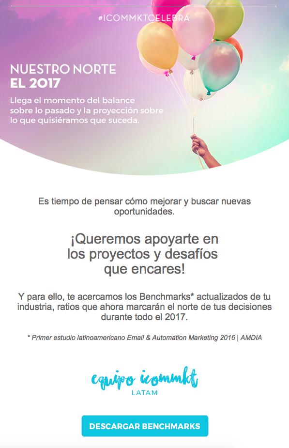 ICOMMKT Benchmark Fin de Año
