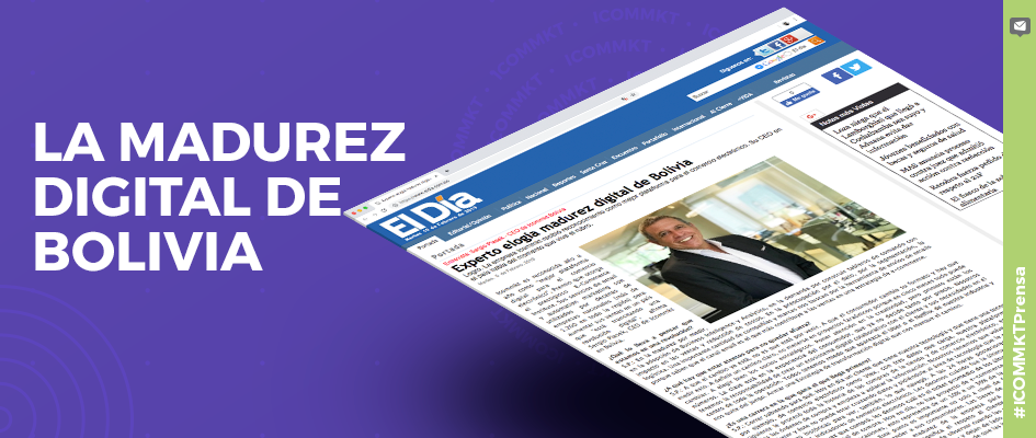 ICOMMKT Diario El Dia Bolivia